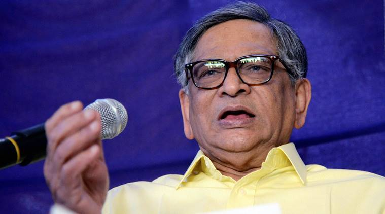 Resigned because of 'extra-constitutional authority' of Rahul Gandhi: S M Krishna
