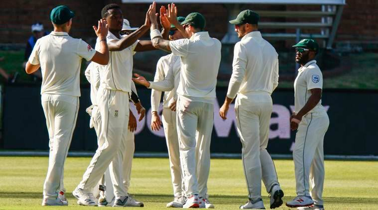 Sa Vs Sl 2nd Test: Sri Lanka Shine With The Ball Before South Africa Fight Back On Day 1