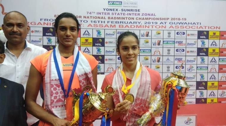 Saina Nehwal Beats Pv Sindhu In Senior Nationals Final For Second Title In A Row
