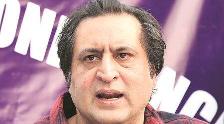 jammu and kashmir, sajad lone, jammu and kashmir constitutional position, article 35 a, supreme court, pulwama attack, bjp, pdp, vp singh, mufti mohammad sayeed, separatists, indian express news