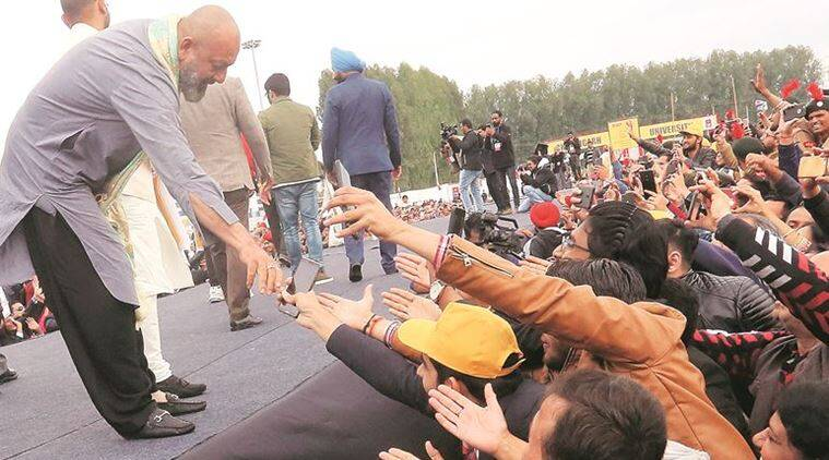 'Biggest fight against drugs' launched at Chandigarh University