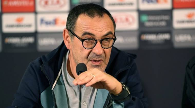 Maurizio Sarri announced as new Juventus manager