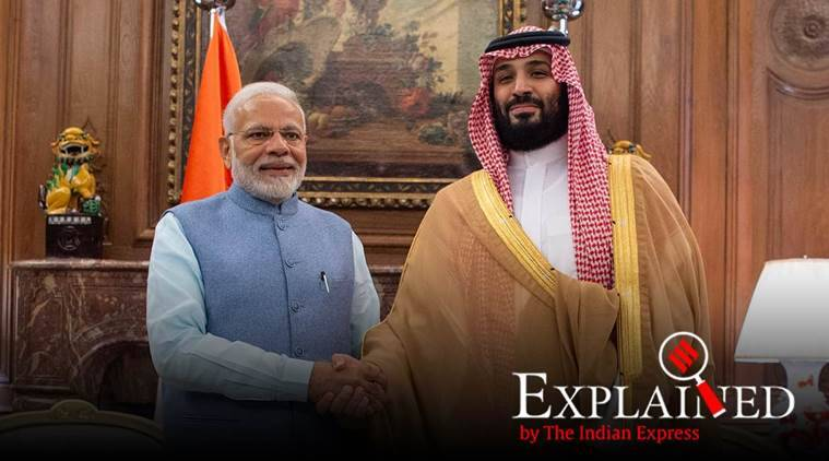 Saudi Arabia, Mohammed bin Salman, Saudi investment india, saudi crown prince india visit, saudi arabia news, explained news, latest saudi pakistan news, indian express news, explained news, today explained, explained today, express explained