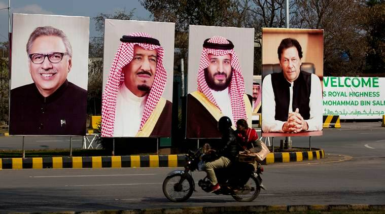 Amid Tensions Over Pulwama Attack, Pakistan Rolls Out Red Carpet For Saudi Crown Prince