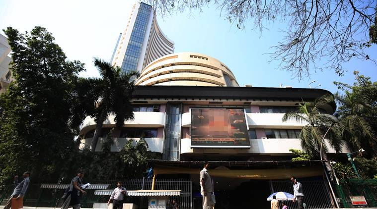 Sensex Falls Over 150 Points; Nifty Slips Below 10,900 Level