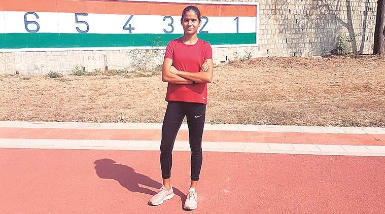 Shaili Singh, Shaili Singh long jump, Anju bobby george, sports news, indian express