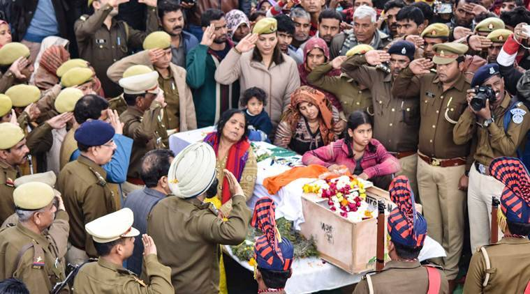 Pulwama Attack: 'these Bodies Can't Be In Vain'