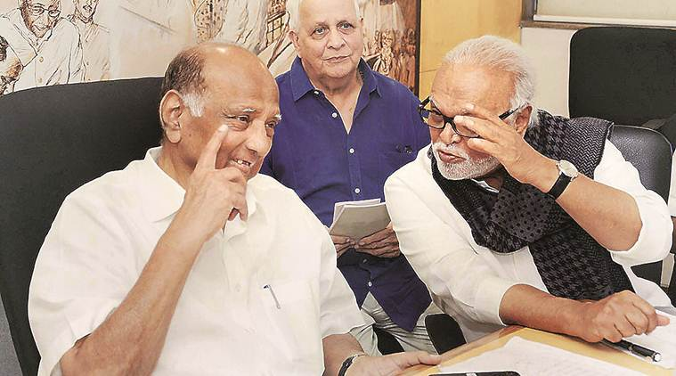 ncp, sharad pawar, sharad pawar madha constituency, lok sabha elections, lok sabha polls 2019, indian express