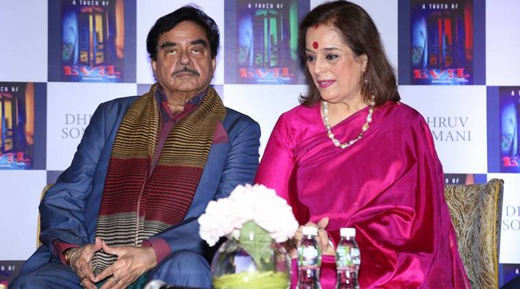 Fortunate that my name hasn't come out in #MeToo: Shatrughan Sinha