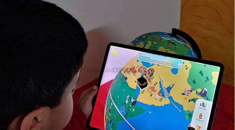 Shifu Orboot, Shifu Orboot price in India, Shifu Orboot globe price, Shifu Orboot review, Augmented Reality, Shifu Orboot features, Geography, Geography kit for children