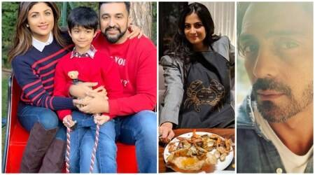 Shilpa Shetty, Arjun Rampal, Rhea Kapoor social media videos