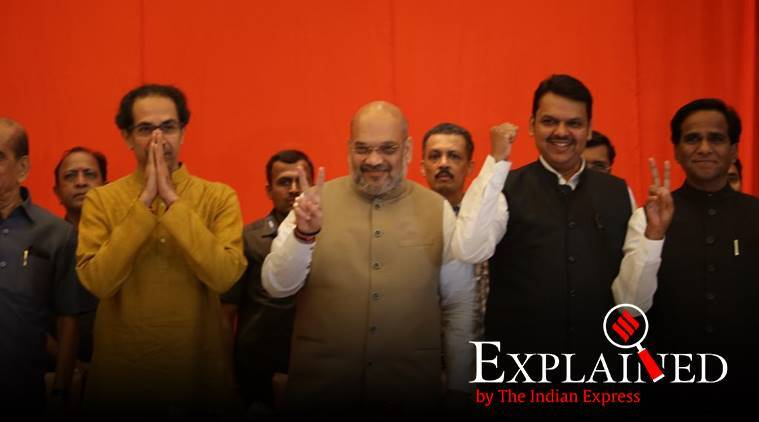 Explained: Why Bjp And Sena Have Decided To Stick Together In Maharashtra