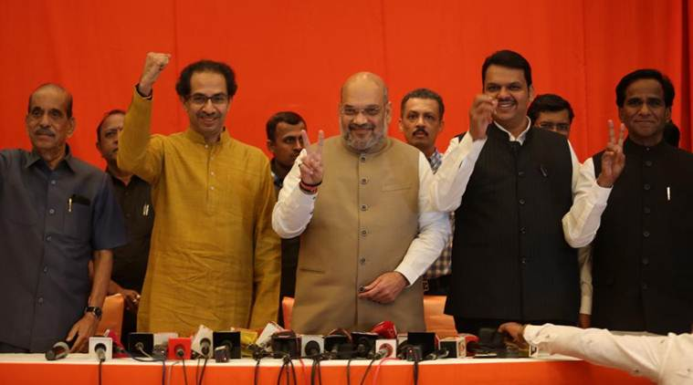 Day after deal, Sena warns BJP over using terror attacks as tool to garner votes