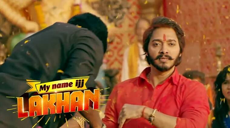 Shreyas Talpade as Lakhan in My Name is Lakhan