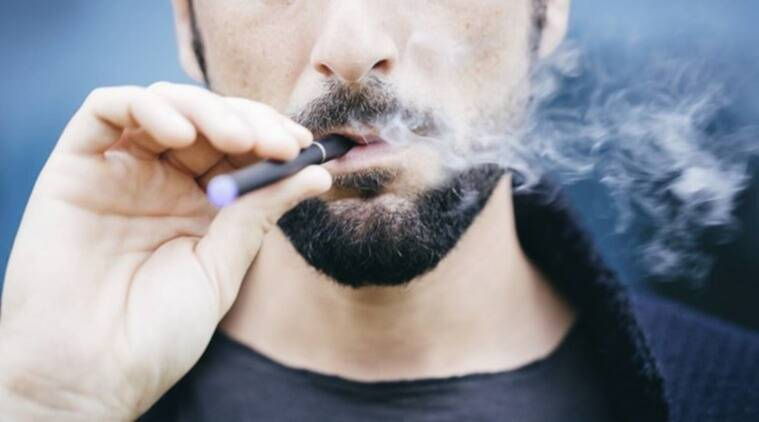 e-cigarettes, smoking, nicotine patches, indian express, indian express news