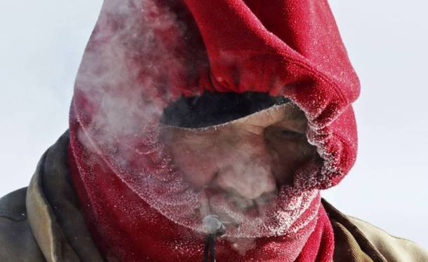 Polar Vortex 2019: Chilling photos that will make you stay inside