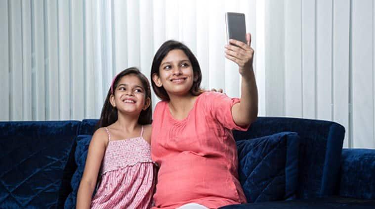 parenting social media