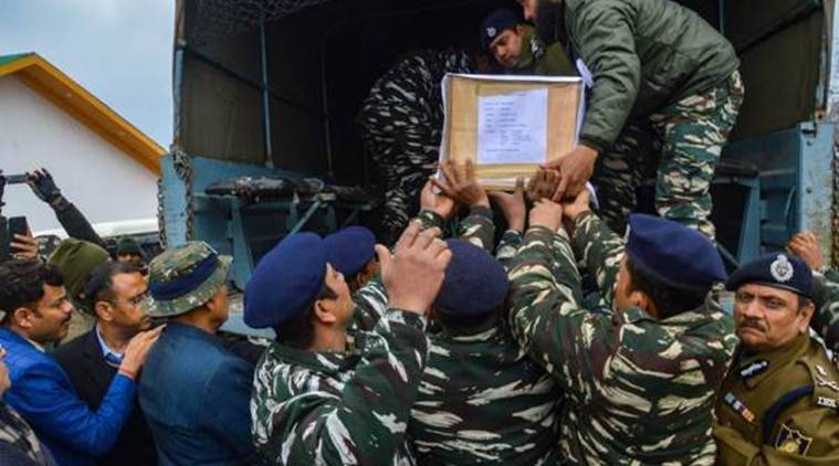 pulwama attack, pulwama terror attack, kashmir attack, pulwama crpf soliders killed, pulwama crpf terror attack, pulwama jem crpf attack, jaish e mohammad, india army, Julio Ribeiro, indian express editorial, latest news, latest kashmir news