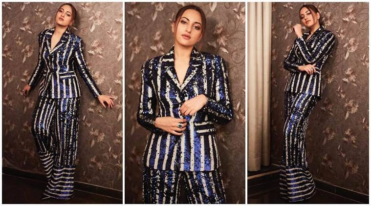 Sonakshi Sinha also posted these clicks.