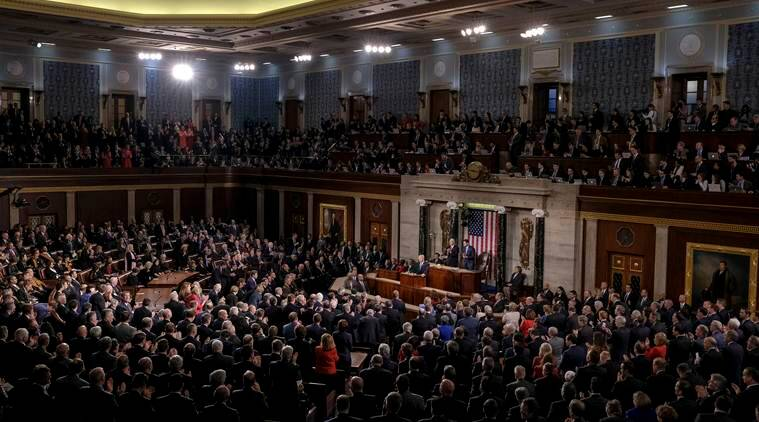 Democrats' guests offer pointed rebuke of Trump at State of the Union 2019