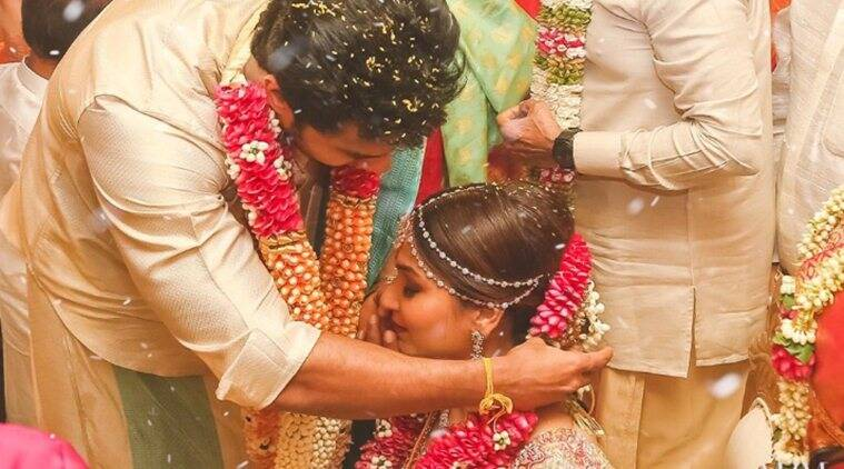 Soundarya Rajinikanth married Vishagan photos