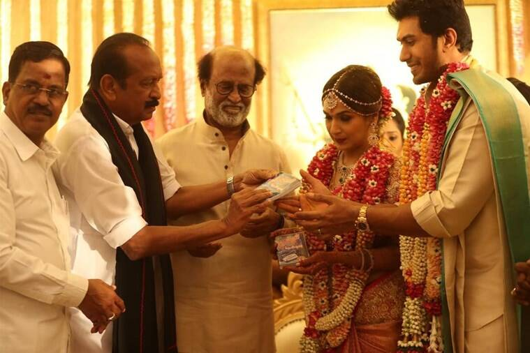 soundarya rajinikanth vishagan vanangamudi marriage