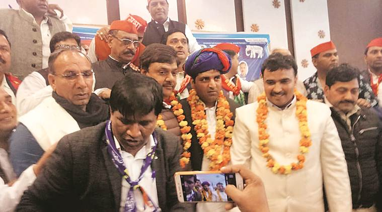 Uttar Pradesh, BSP, Mayawati, Samajwadi Party, Akhilesh Yadav, RLD, Ajit Singh, SP-BSP alliance, UP elections, indian express