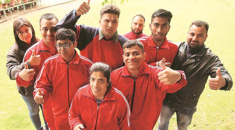 Six differently-abled kids selected for Special Olympics World Games 2019