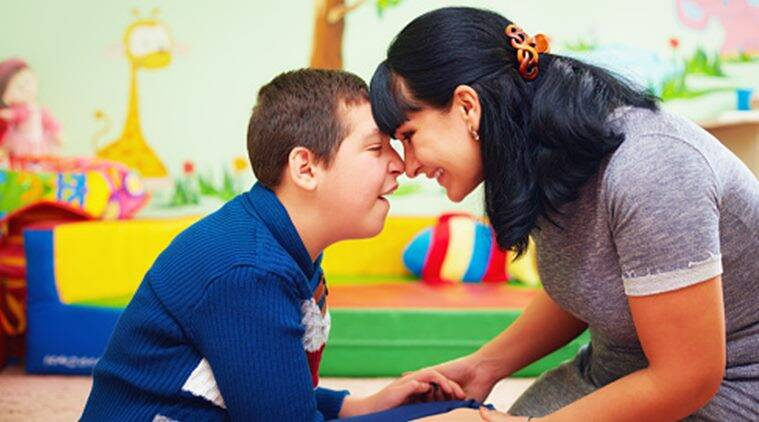 specially abled child parenting