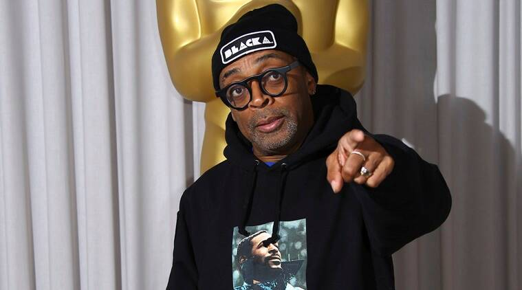Spike Lee endorses 'tank' after hearing news of Knicks' win at Oscars