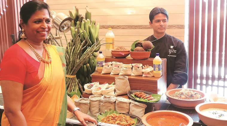 food, Sridevi Balasubramanian, black gold, black pepper food festival, indian express