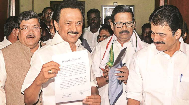 DMK-Congress alliance, DMK Congress tamil nadu alliance, 2019 elections, 2019 lok sabha elections, lok sabha elections, rahul gandhi, mk stalin, vaiko, congress-dmk alliance, indian express
