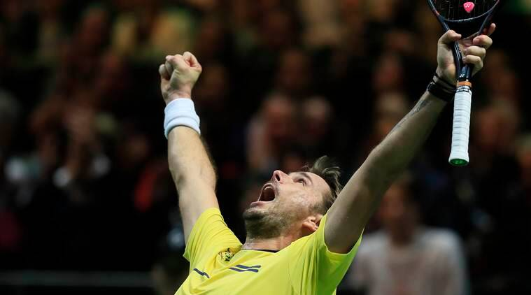 Stan Wawrinka reaches first final in nearly two years in Rotterdam