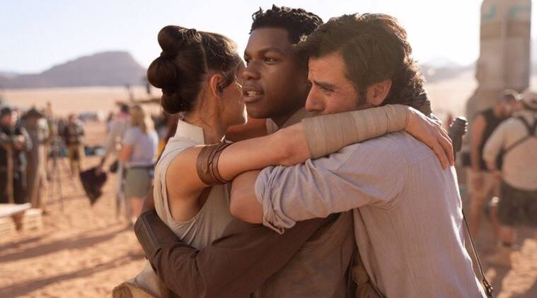 Star Wars: Episode IX filming wrapped
