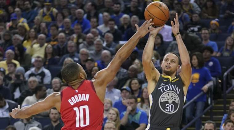 c814be54dc93 Houston Rockets used superior depth to stun the Golden State Warriors  118-112. (Image Source  USA TODAY Sports)