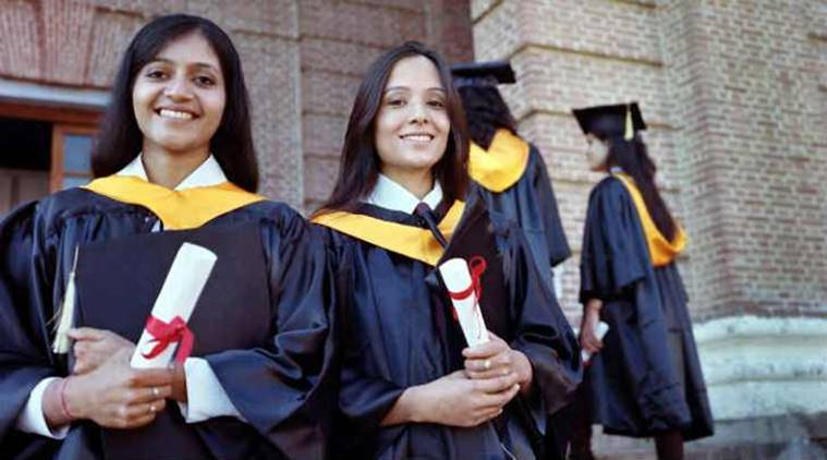 Indian students abroad, Indian students France, France visa, Indian students visa, study in France, France scholarship, French colleges, Indian students study abroad, study abroad, how to study in France, President Macron, France President, courses in France, education in France, education news, Indian Express