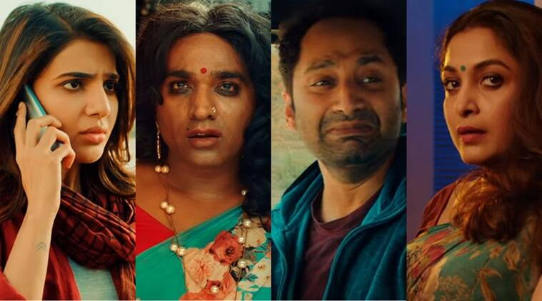 The Trailer Of Vijay Sethupathi-samantha Akkineni's Super Deluxe Will Leave You Intrigued