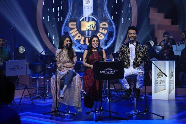 Neha Kakkar MTV Unplugged 8