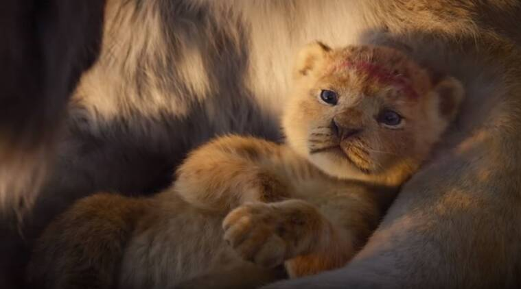 Lion King (2019) HD trailer