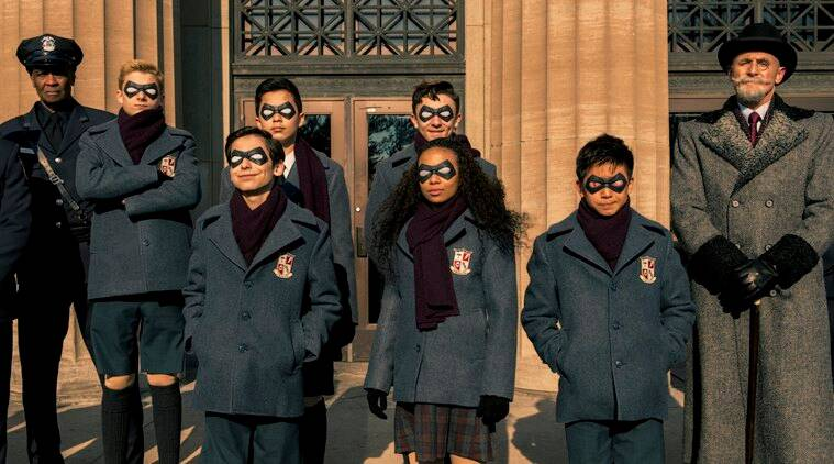 The Umbrella Academy First Impression: This Netflix Series Is Mildly Entertaining
