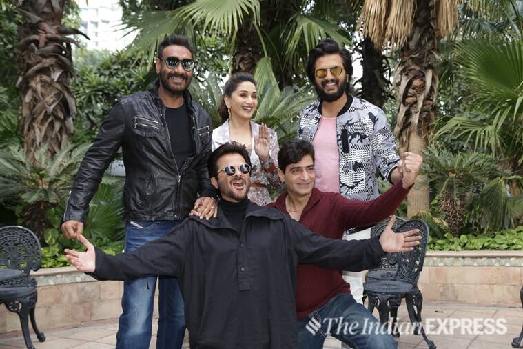 Total Dhamaal promotions photos