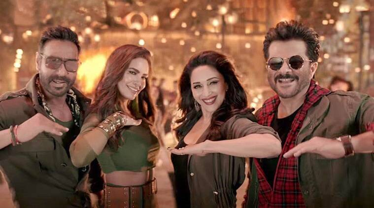 Total Dhamaal song Speaker Phat Jaaye: Anil and Madhuri are the high point of this peppy number