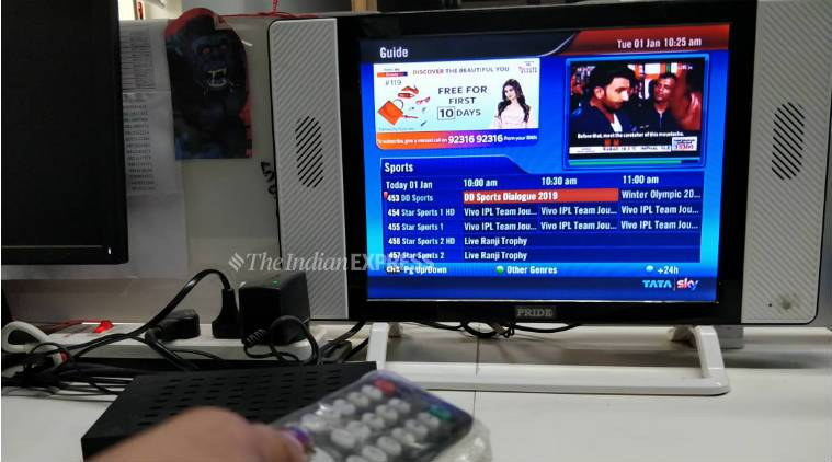 TRAI, TRAI cable TV bill, TRAI DTH bill, TRAI rules, TRAI Cable TV bills, TRAI choose new channels, TRAI channels, New channels, Airtel DTH, Tata Sky channels price, Tata Channel list