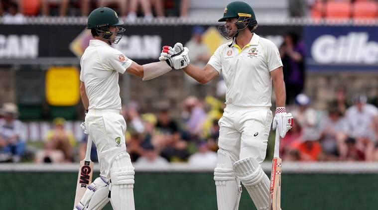 Joe Burns, Travis Head smash big tons to put Australia in command