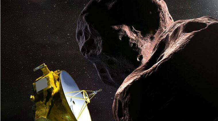 Nasa's New Horizons Unveils Unique Shape Of Ultima Thule
