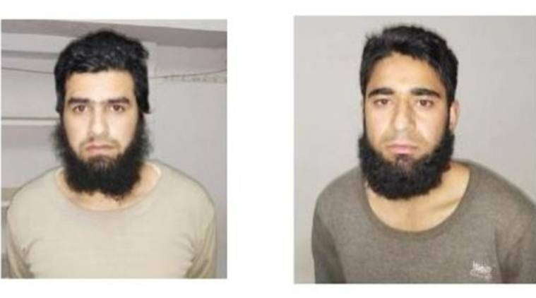 Up Ats Arrests Two Alleged Jaish Terrorists From Deoband