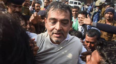 Upendra Kushwaha injured as RLSP leaders clash with police in Bihar