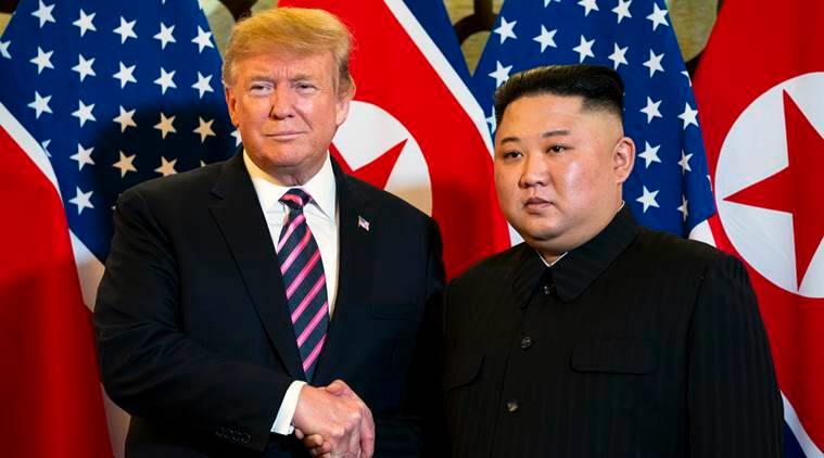 President Donald Trump meets with Kim Jong-un, the North Korean leader, in Hanoi