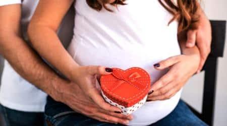 valentines day, pregnancy gifts