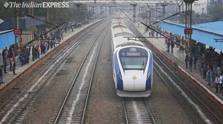 Vande Bharat Express starts its maiden run today